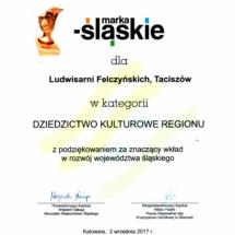 2. MARKA ŚLĄSKIE 2017